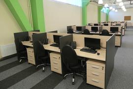 Компьютеры по-прежнему востребованы в крупных коммерческих и госструктурах