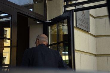 """Спецназ ФСБ обыскивает руководителей нового подрядчика """"Зенит-арены"""" в Санкт-Петербурге"""