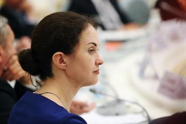 До окончания выборов за политику в Кремле отвечает начальник УВП Татьяна Воронова