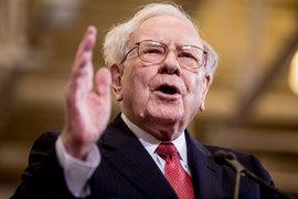Уоррен Баффетт (на фото) зарабатывает $255 млн в год на Dow Chemical