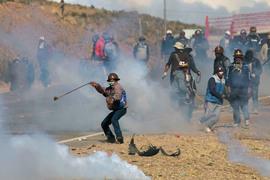 Шахтеры требуют изменить недавно принятые законы о горнодобывающей промышленности