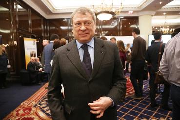 Владелец «Мечела» Игорь Зюзин