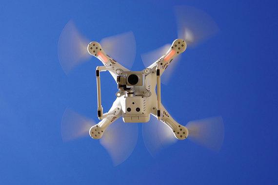 ВСША начали действовать правила для дронов