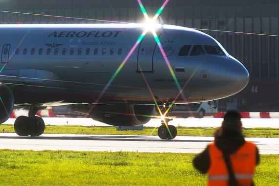 Акции Аэрофлота подорожали до100 руб. впервый раз с2008 года