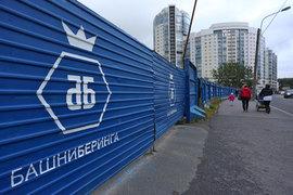 Строительство комплекса на Васильевском острове остановлено