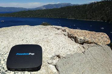 FreedomPop – основанный в 2012 г. в Калифорнии интернет-провайдер и оператор мобильной связи