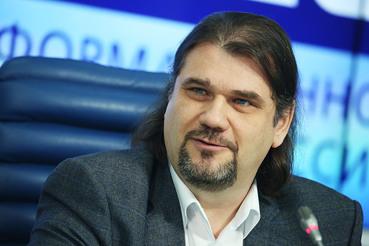 Руководитель Первого музыкального издательства Максим Дмитриев