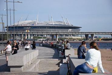 Бывший подрядчик стадиона требует возмещения затрат