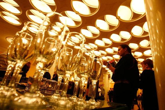 Крупнейшие в Российской Федерации производители шампанского иконьяка договорились о объединении