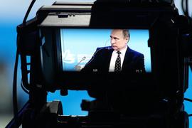 Путин поддержал инициативу по созданию энергетического суперкольца России