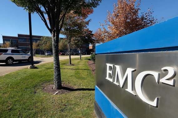 Dell закрыла сделку по закупке EMC за $67 млрд
