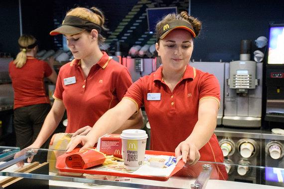 Кконцу этого года в Российской Федерации откроется около 60 новых ресторанов «Макдоналдс»