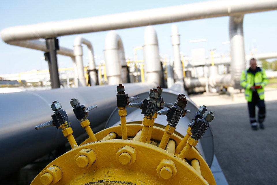 Европа встала  на защиту газа
