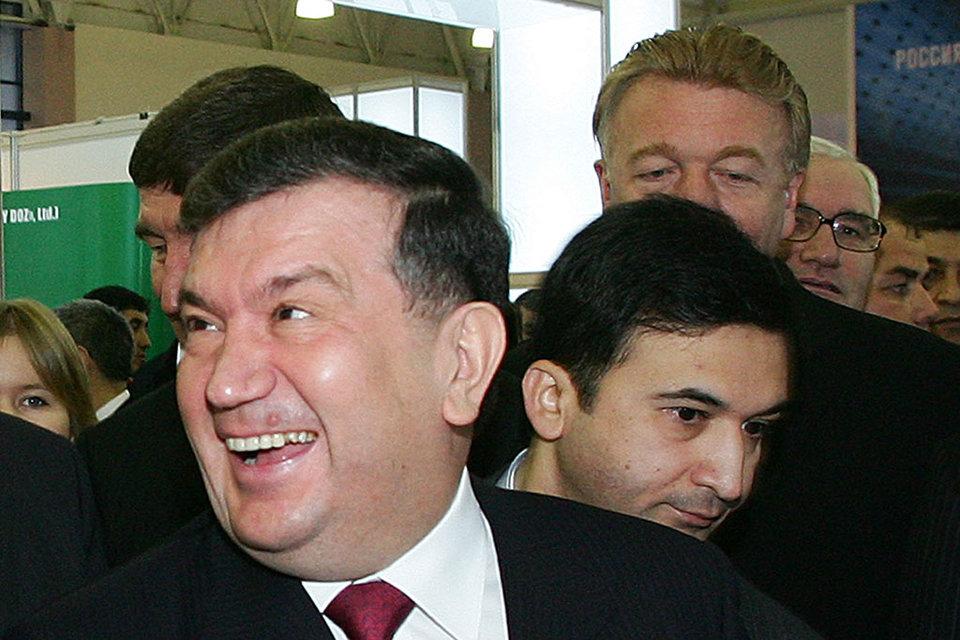 Премьер-министр Узбекистана Шавкат Мирзияев