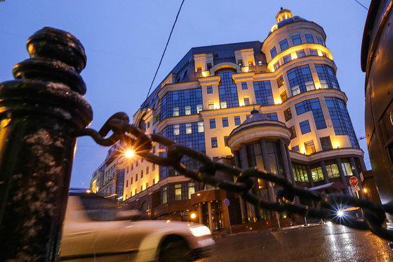 СМИ узнали овыемке документов вуправлении Центробанка России вМоскве