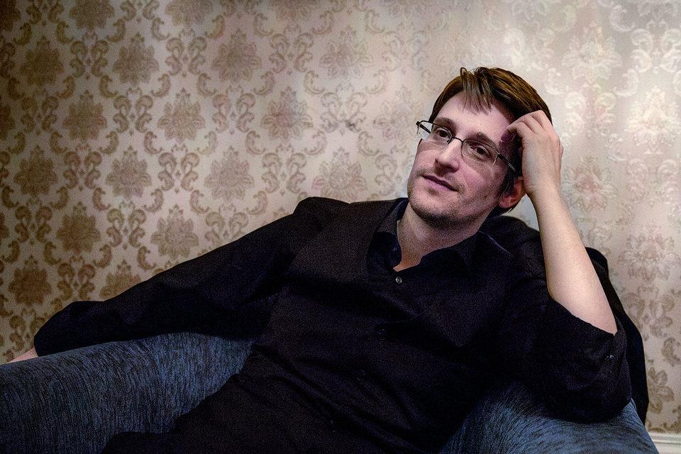 Эдвард Сноуден, разоблачитель разведслужб США