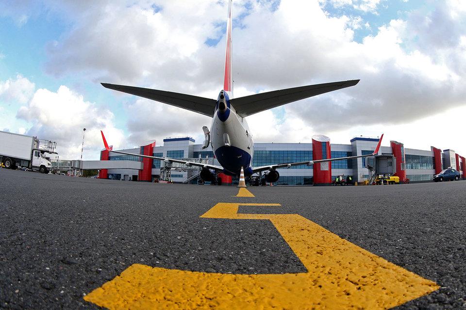 Вместо группы «Сумма» аэропорт «Храброво» предстоит реконструировать кому-то другому