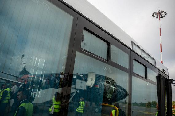 Аэропорт вЖуковском принял первый рейс