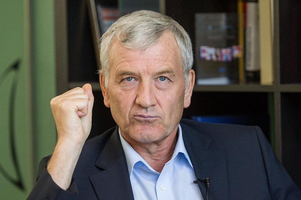 Депутат Госдумы VI созыва, основатель группы «Рольф» Сергей Петров