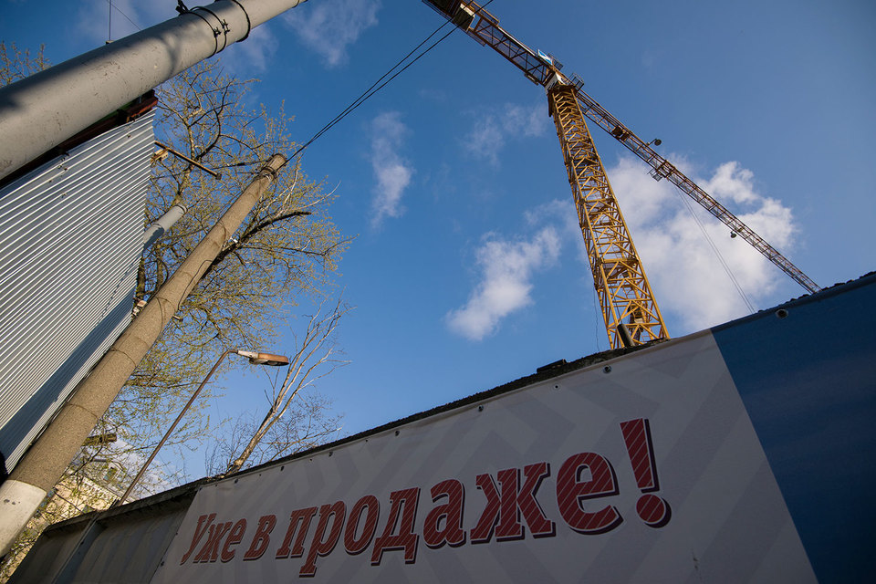 Нарынок петербургской агломерации вышло 770 тыс. «квадратов» жилья