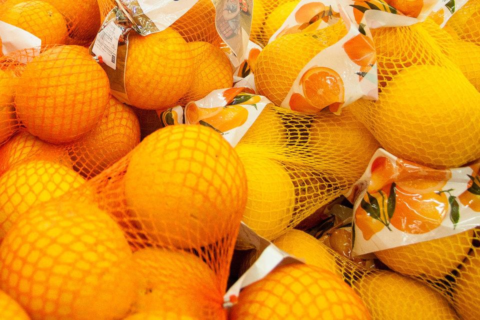 Россельхознадзор обнаружил плодовых мух в египетских апельсинах