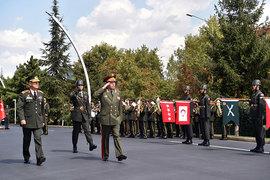 Начальники генеральных штабов России и Турции в Сирии