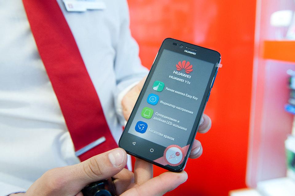Сейчас Huawei занимает 3-е место среди мировых производителей смартфонов после Samsung и Apple, но в течение пяти лет надеется стать лидером