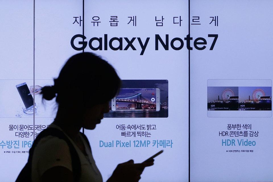 Самсунг возобновит продажи Galaxy Note 7 вевропейских странах кконцу ноября