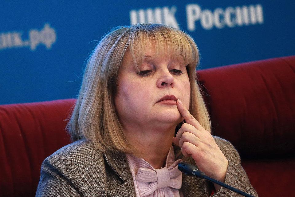 Памфилова сочла видео недостаточным доказательством нарушений на выборах