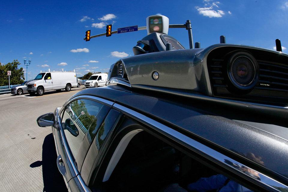 США выпустили рекомендации по беспилотным автомобилям