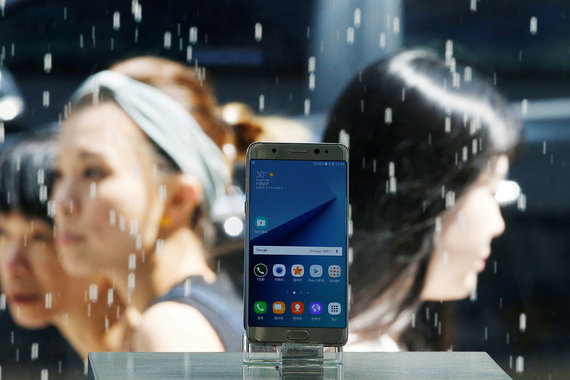 Samsung распродает доли в нескольких активах