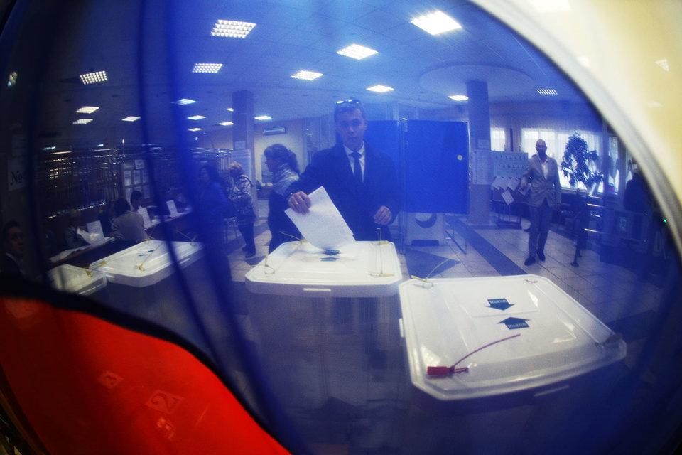 20 000 избирателей в Москве проголосовали по открепительным удостоверениям, не покидая своего округа