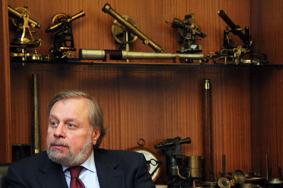 Экс-сенатор Леонид Лебедев подозревается вмошенничестве на $220 млн