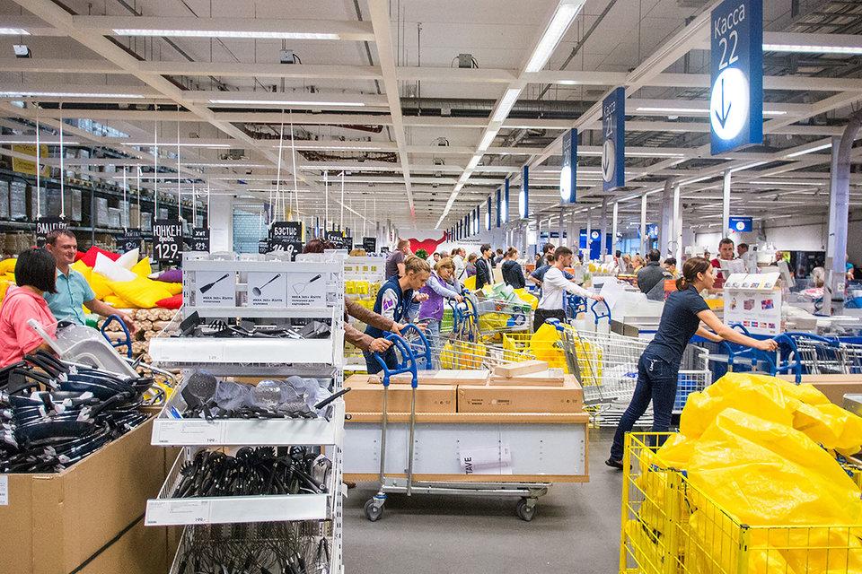 IKEA запустит онлайн-продажи в столицеРФ