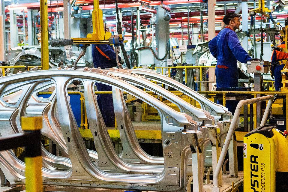 Обрабатывающие производства занимают в ВРП Ленобласти более 30%