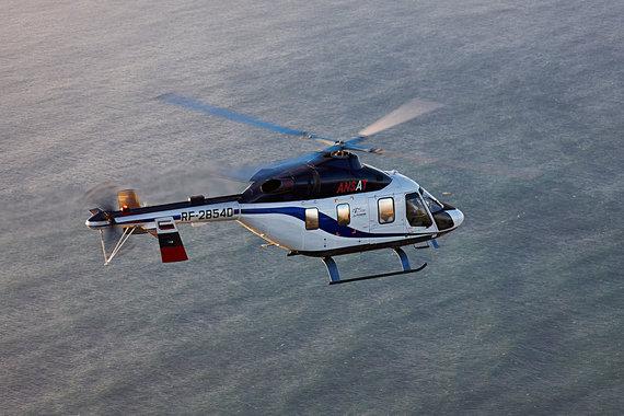 Глобальное производство вертолетов продолжает снижаться