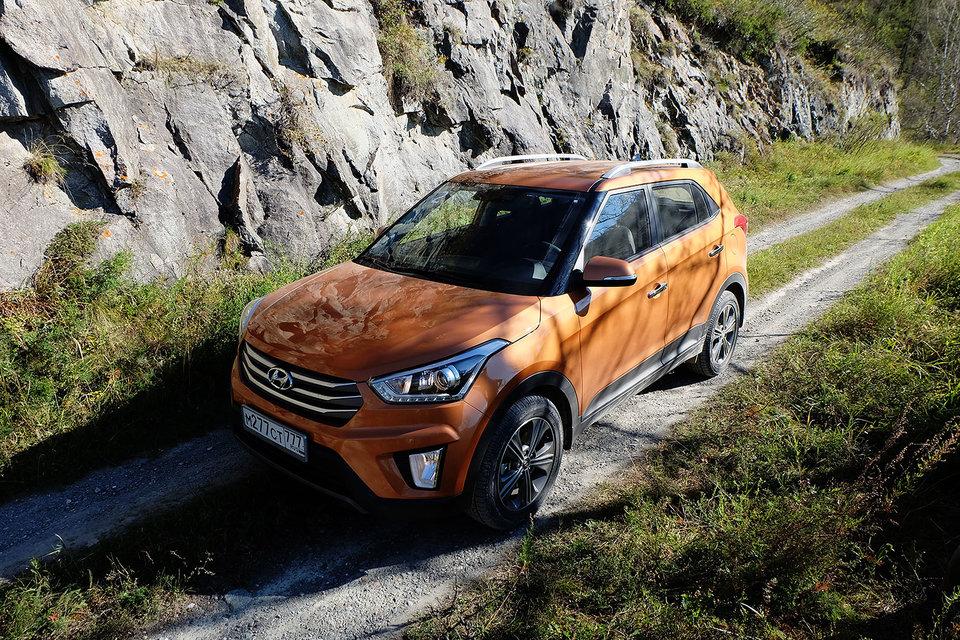 Hyundai Creta сложена из простых ингредиентов, но, подобно кусочкам теста в чак-чаке, они пропитаны сладким сиропом внимания к удобству водителя и пассажиров, стремлением угодить и понравиться всем