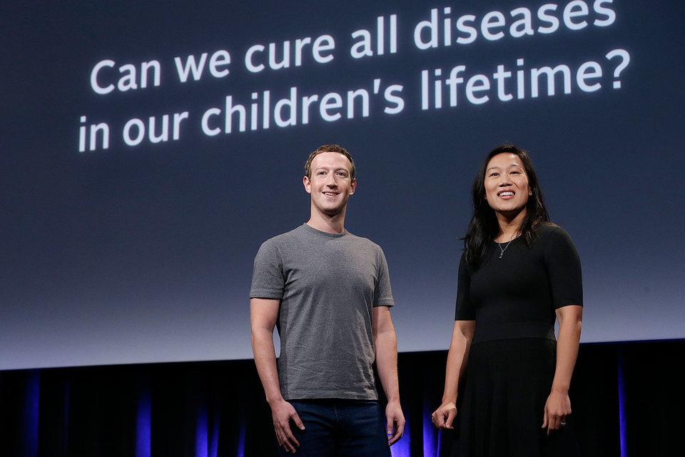 $3 млрд – только первый вклад супругов Цукерберг в борьбу с болезнями