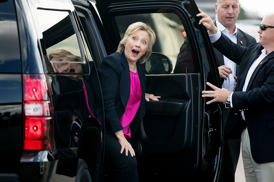 Хиллари Клинтон станет позитивнее