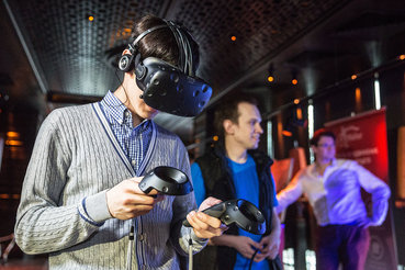 Совещания в виртуальной реальности идут на смену видеоконференциям