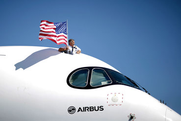 Airbus проиграла Boeing