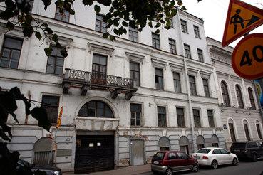 Дом Абазы был передан инвестору почти 10 лет назад
