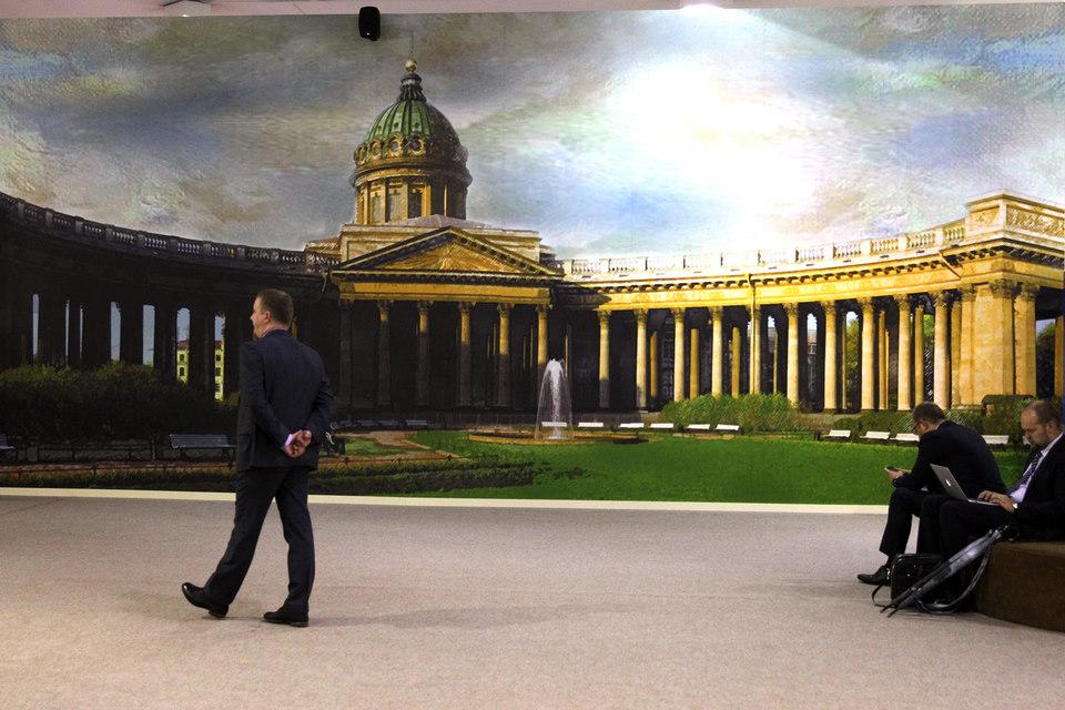 В последующем году Петербург ожидает рекордный недостаток бюджета