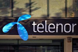 Telenor сократил долю в Vimpelcom Ltd. еще на 1,2%