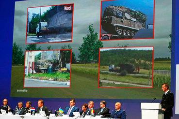 Расследование крушения MH17 установило точное место запуска ракеты