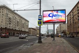 Рынок наружной рекламы в Москве вырастет благодаря цифровым щитам