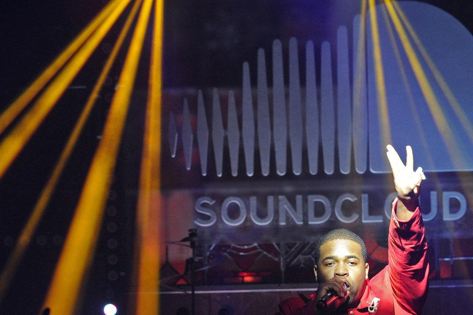 Spotify ведет переговоры оприобретении Soundcloud