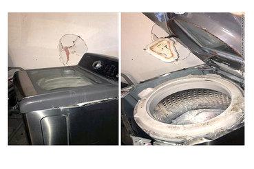 Проблемы могут возникнуть у стиральных машин Samsung, выпущенных с марта 2011 г. по апрель 2016 г.