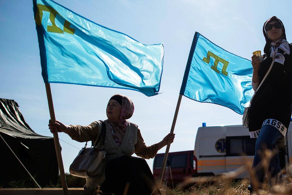 Чубаров: Над тремя тысячами членов Меджлиса нависла угроза репрессий