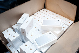 Продажи новых iPhone 7 и iPhone 7 Plus начались в начале сентября